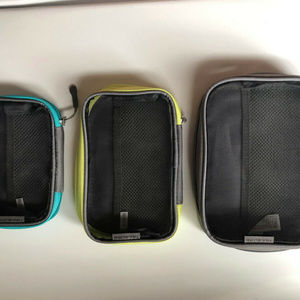 Travelon Set of 3 Packing Compact Storage Squares